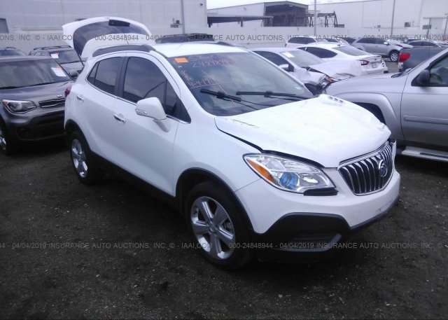 Inventory #912947633 2016 Buick ENCORE
