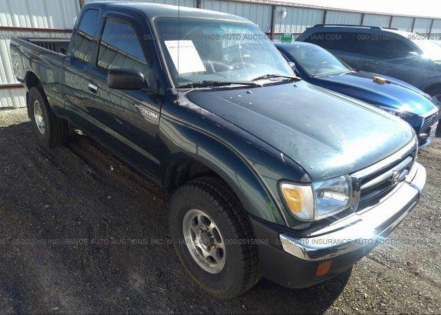 Inventory #805963703 1998 Toyota TACOMA