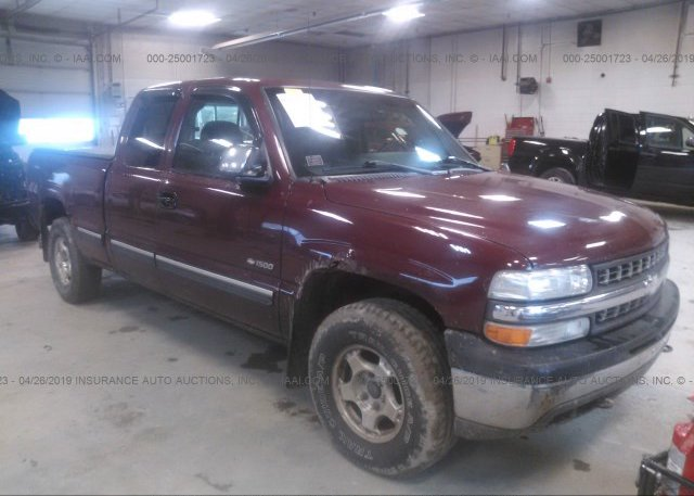 Inventory #788520487 2000 Chevrolet SILVERADO