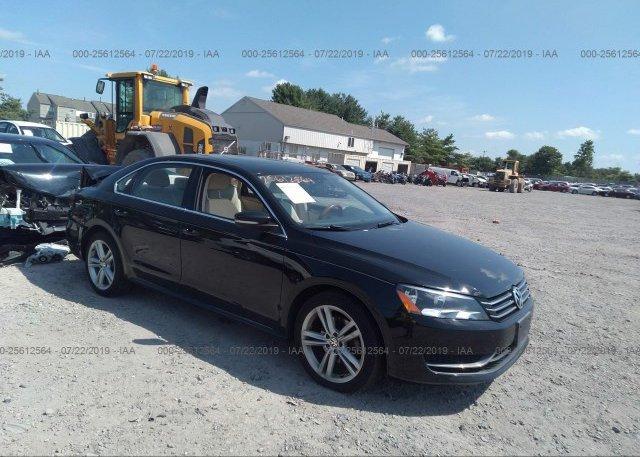 Inventory #246526942 2014 Volkswagen PASSAT