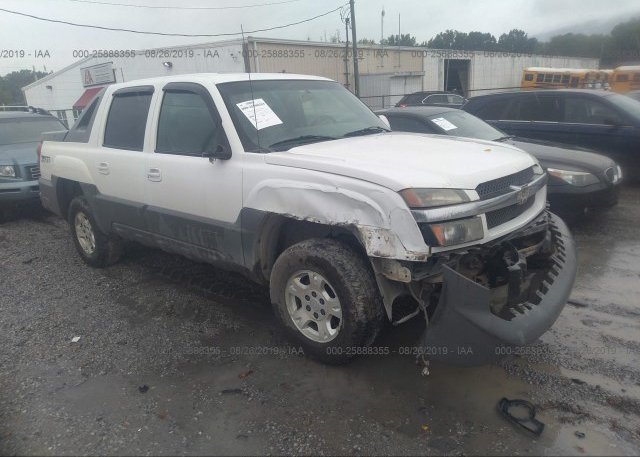 Inventory #645875947 2002 Chevrolet AVALANCHE