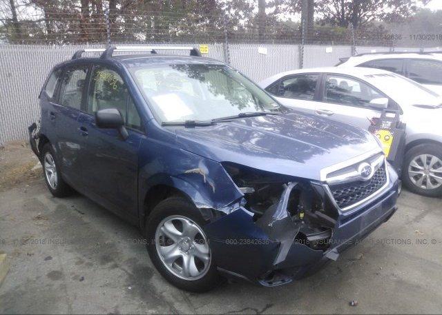 Inventory #668670811 2014 Subaru FORESTER