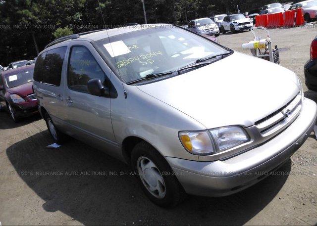 Inventory #744722051 2000 Toyota SIENNA