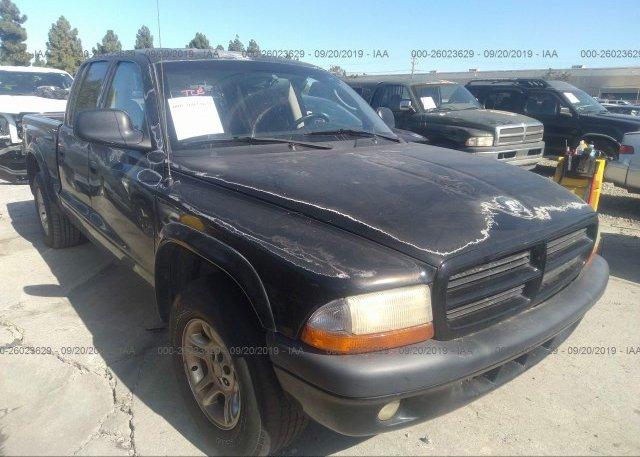 Inventory #187609582 2003 Dodge DAKOTA