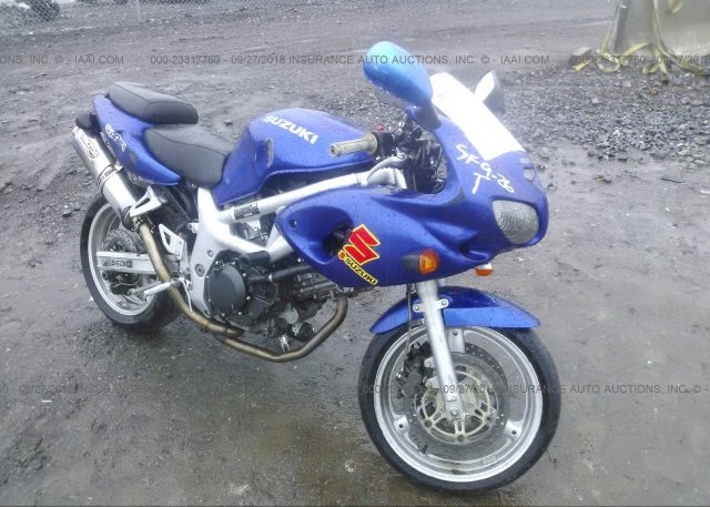 Inventory #304040954 2002 Suzuki SV650