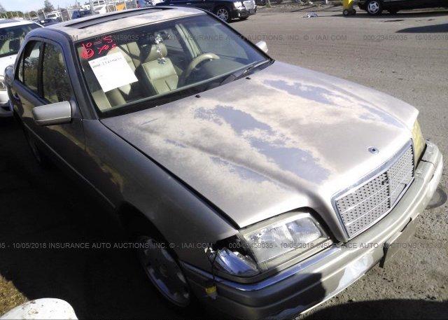 Inventory #665975143 1997 Mercedes-benz C