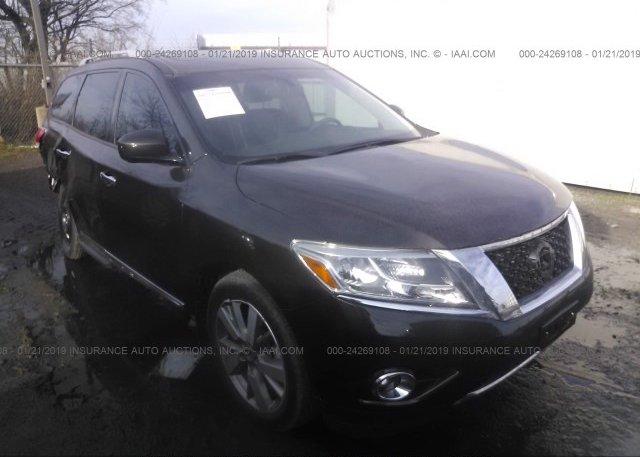 Inventory #764201760 2015 Nissan PATHFINDER
