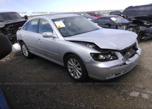 Inventory #965898236 2009 Hyundai AZERA