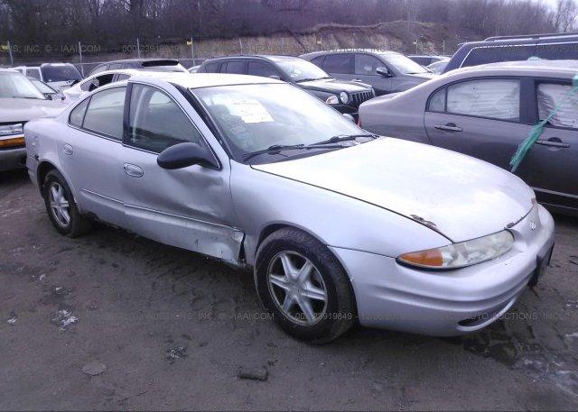 2002 alero oldsmobile rim size