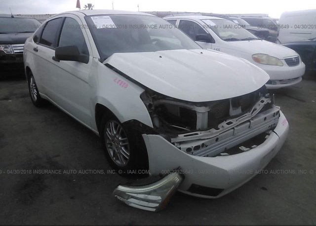 Inventory #108421611 2010 FORD FOCUS