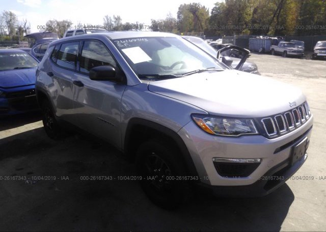 Inventory #895070503 2018 JEEP COMPASS