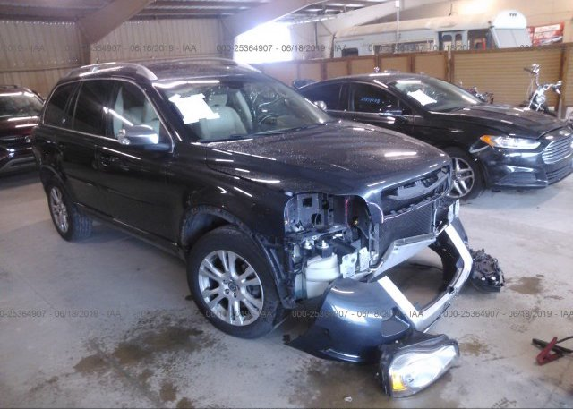Yv4952cyxd1652269 Salvage Gray Volvo Xc90 At Chattanooga