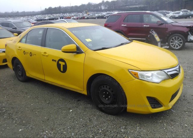 Inventory #636397956 2013 Toyota CAMRY