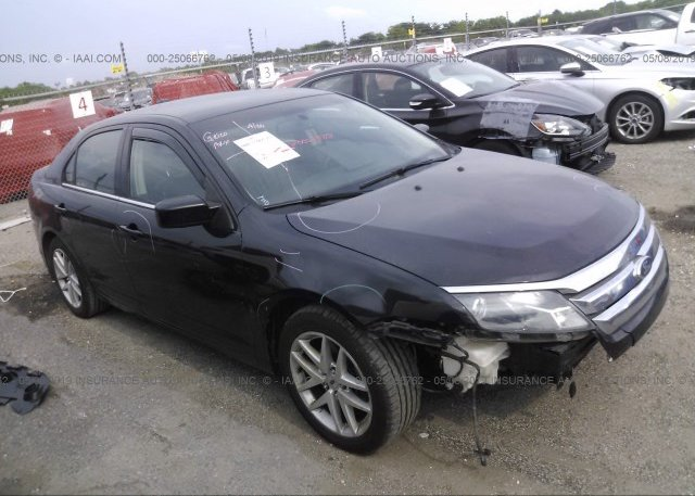 Inventory #395177982 2011 FORD FUSION