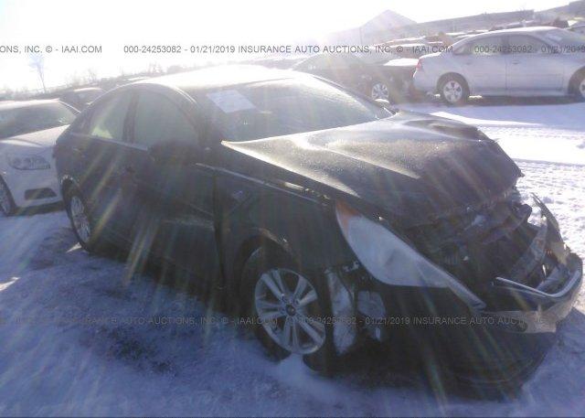 Inventory #504417805 2013 Hyundai SONATA