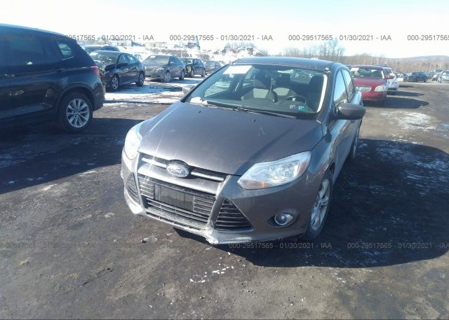 1FAHP3F2XCL442950 2012 FORD FOCUS