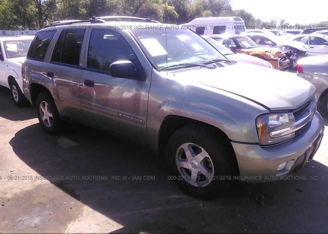 Inventory #125825335 2003 Chevrolet TRAILBLAZER