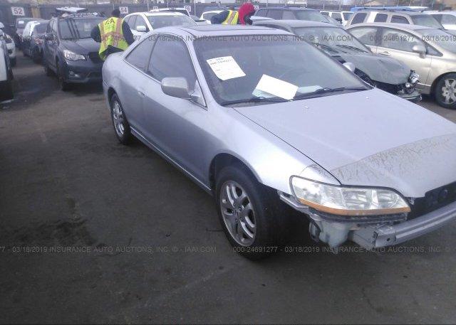 Inventory #577552034 2002 Honda ACCORD