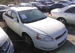 2006 Chevrolet IMPALA - 2G1WB58K469359849 Left View