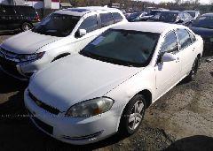 2006 Chevrolet IMPALA - 2G1WB58K469359849 Right View