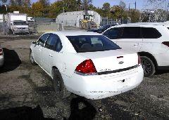 2006 Chevrolet IMPALA - 2G1WB58K469359849 [Angle] View