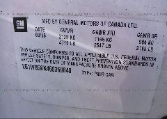 2006 Chevrolet IMPALA - 2G1WB58K469359849 engine view