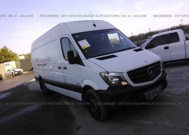 Inventory #790135377 2014 Mercedes-benz SPRINTER
