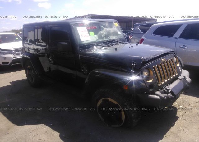 Inventory #987474489 2014 JEEP WRANGLER UNLIMITE