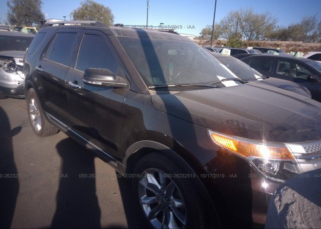 Inventory #816417373 2013 FORD EXPLORER