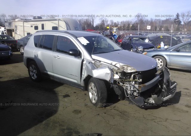 Inventory #846619143 2011 JEEP COMPASS