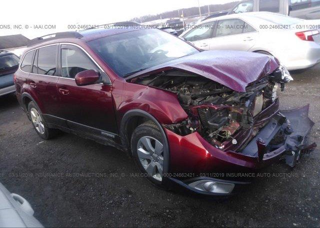 Inventory #405733725 2012 Subaru OUTBACK