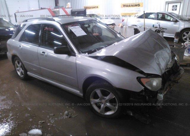 Inventory #991025548 2006 Subaru IMPREZA