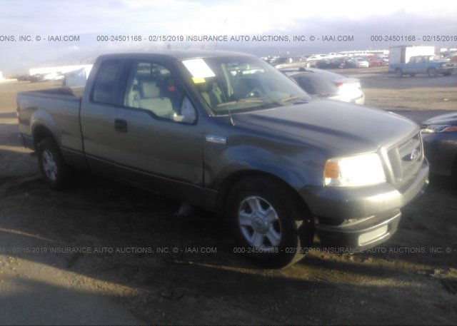 Inventory #506879061 2005 FORD F150