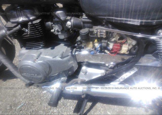 1982 Honda CM450 - JH2PC0530CM001551