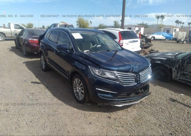 Inventory #245618009 2017 Lincoln MKC
