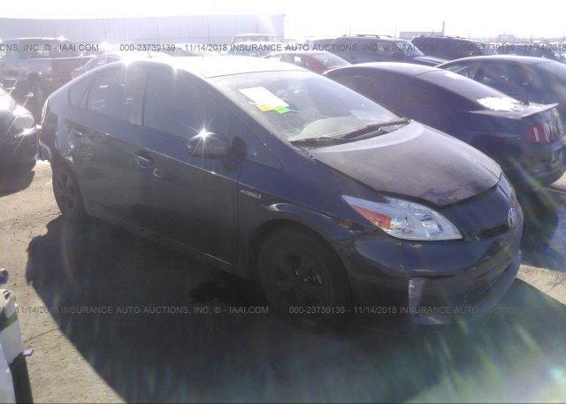Inventory #705965283 2014 Toyota PRIUS