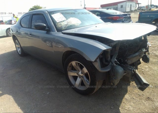 Inventory #290953125 2007 DODGE CHARGER