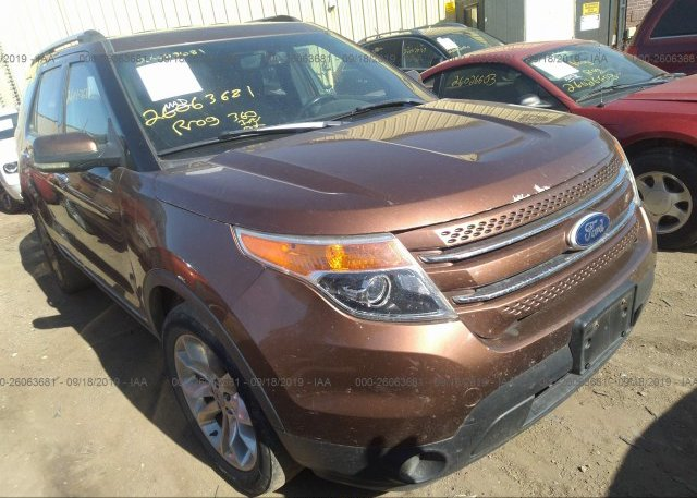 Inventory #186773748 2011 FORD EXPLORER