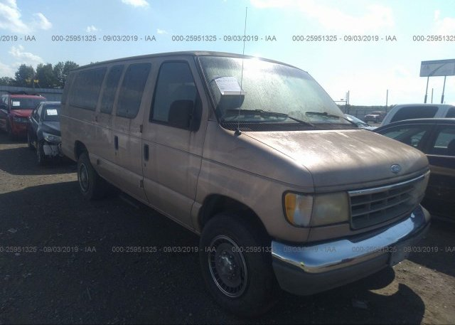 Inventory #544820189 1993 FORD ECONOLINE