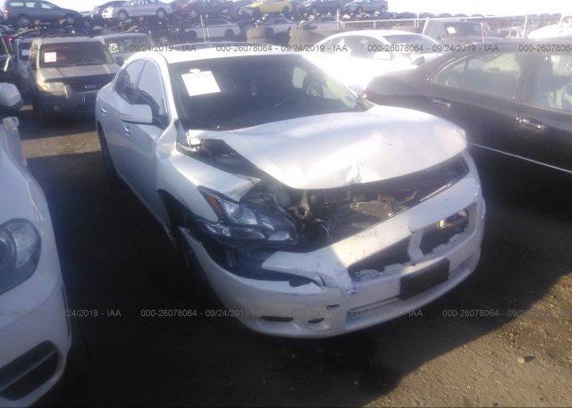 Inventory #464584924 2014 Nissan MAXIMA