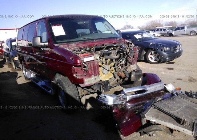 Inventory #835373093 2003 FORD ECONOLINE