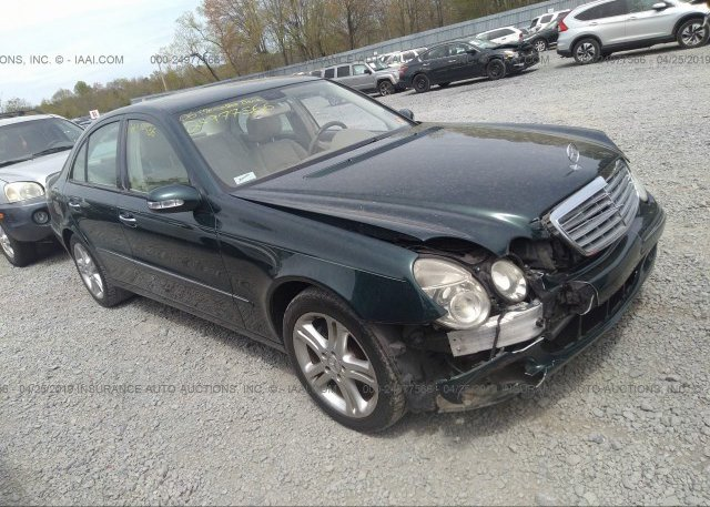 Inventory #170705777 2006 Mercedes-benz E