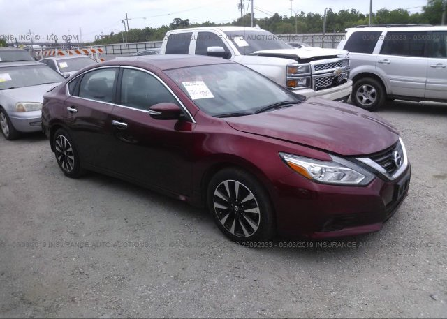 Inventory #899534382 2017 Nissan ALTIMA