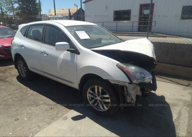 Inventory #907897954 2012 Nissan ROGUE