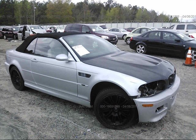 Inventory #124085264 2002 BMW M3