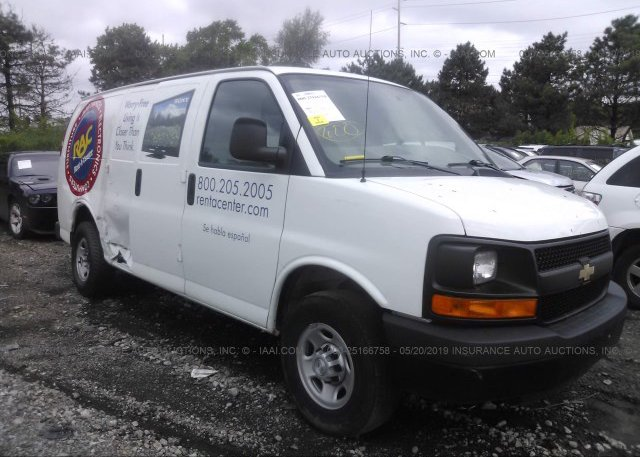 Inventory #541779043 2016 Chevrolet EXPRESS G2500