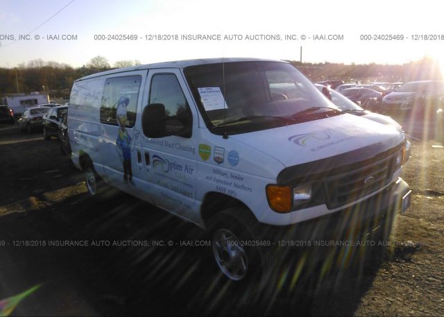Inventory #745024642 2007 FORD ECONOLINE