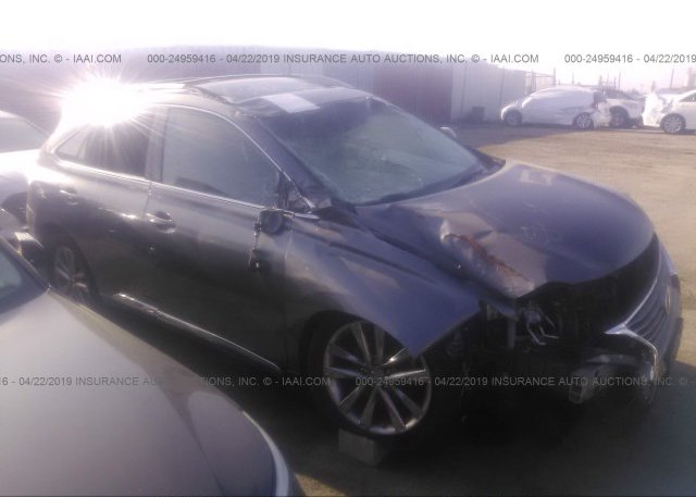 Inventory #404233648 2015 Lexus RX