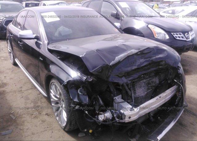 Inventory #572449738 2010 AUDI S4