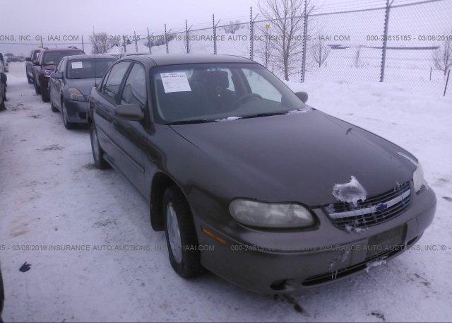 Inventory #805209672 2001 Chevrolet MALIBU